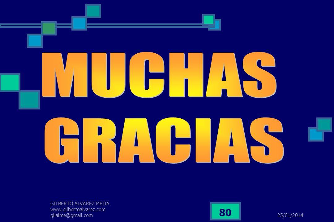 25/01/2014 GILBERTO ALVAREZ MEJIA www.gilbertoalvarez.com gilalme@gmail.com 79 DESARROLLO EMPRESARIAL La empresa privada no capitalista : responde a l