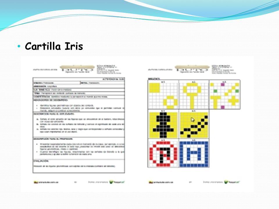 Cartilla Iris