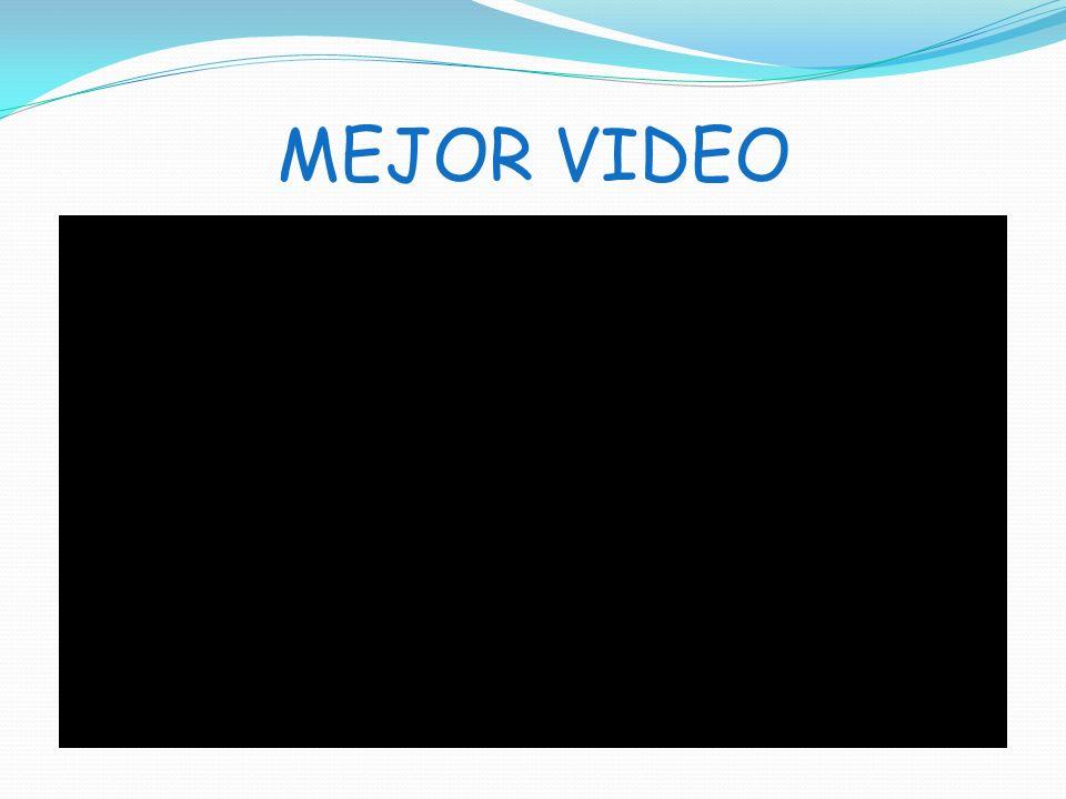 MEJOR VIDEO