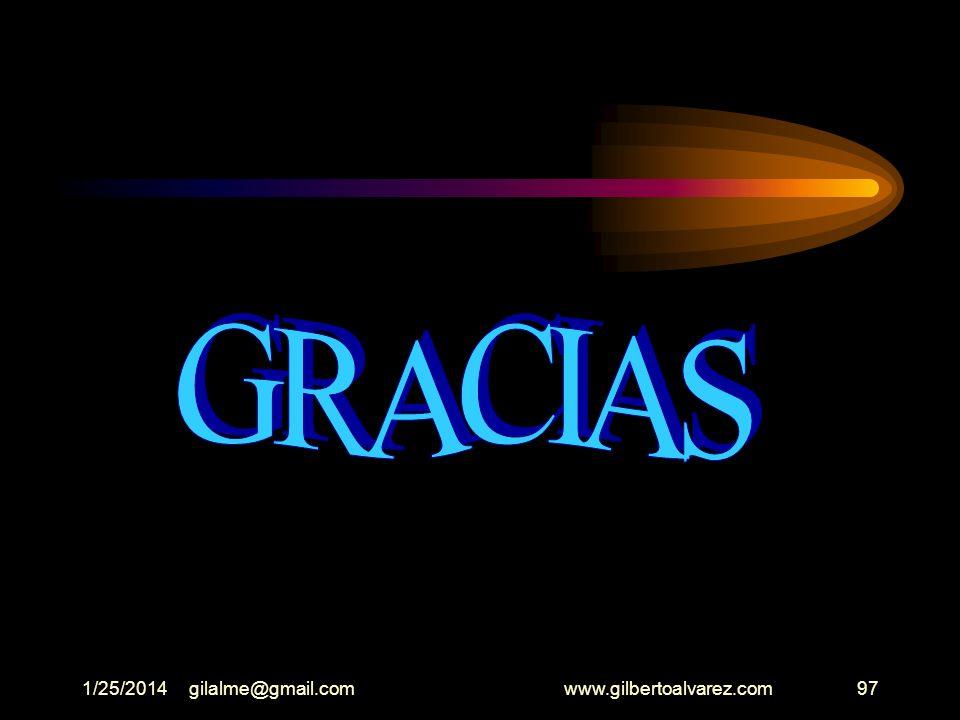 1/25/2014gilalme@gmail.com www.gilbertoalvarez.com96