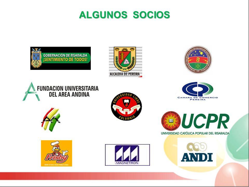 ALGUNOS SOCIOS