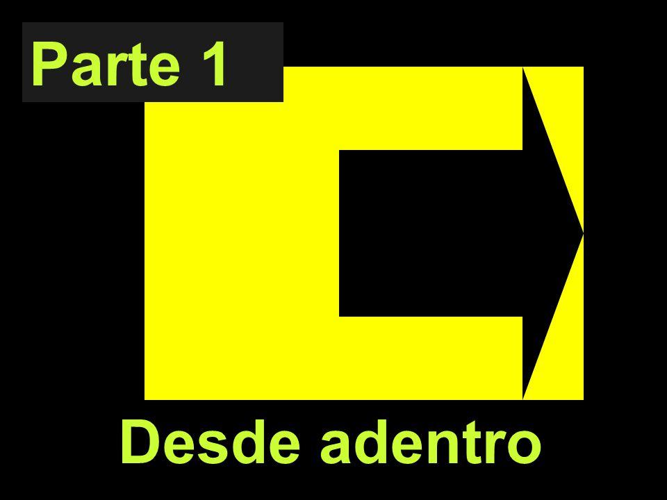 Parte 1 Desde adentro 25/01/201450