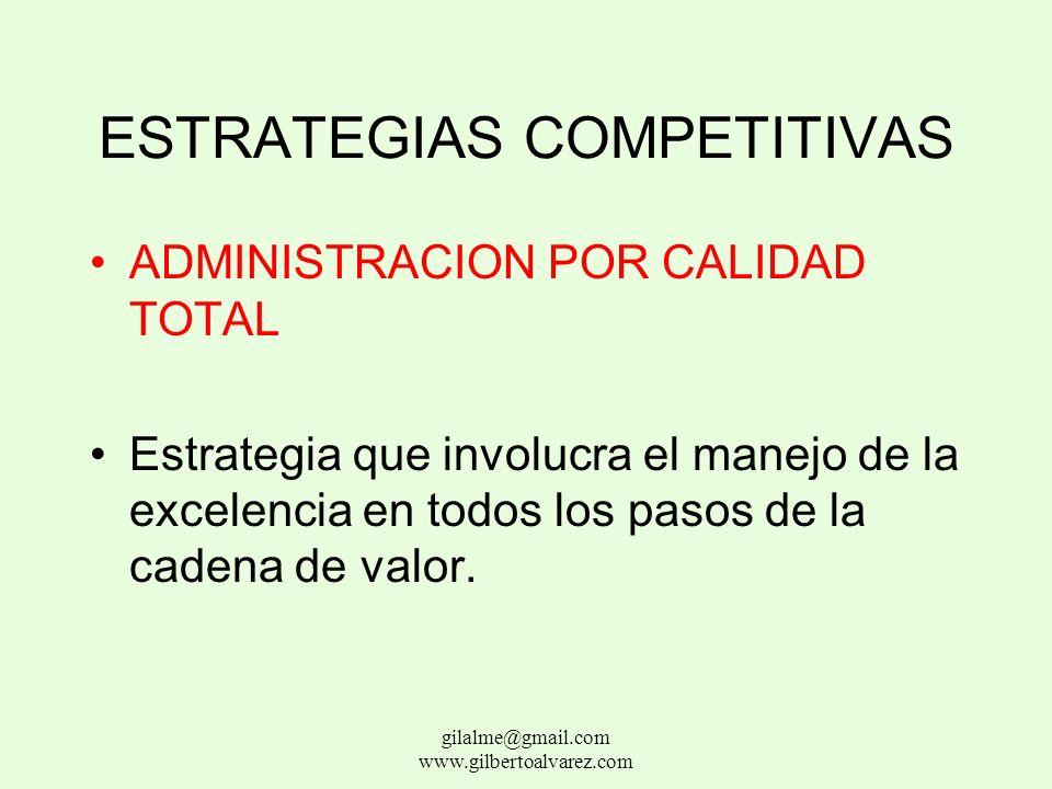 ESTRATEGIAS COMPETITIVAS ATASCADOS A MITAD DE CAMINO: Describe organizaciones que no pueden competir mediante el liderazgo de costos, la diferenciació