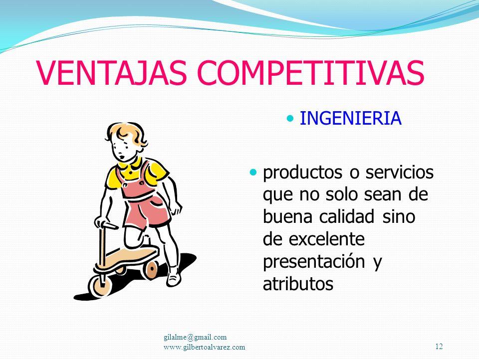 gilalme@gmail.com www.gilbertoalvarez.com11