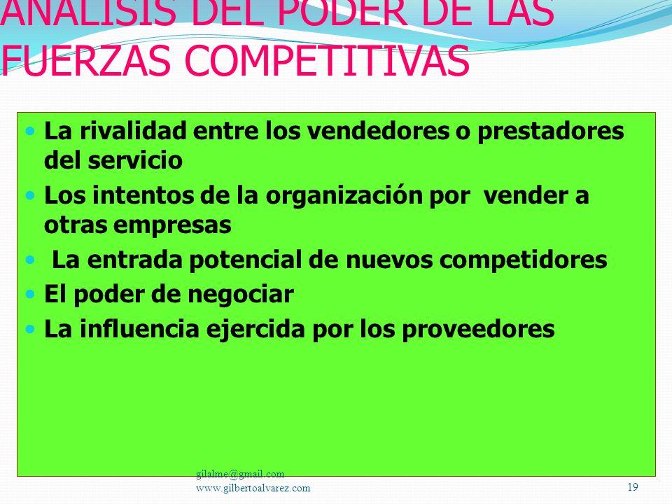 VENTAJAS COMPETITIVAS TIEMPOS DE COTIZACION MAS CORTOS habilidad de comprometerse a entregar antes que la competencia, es decir tiempos de información