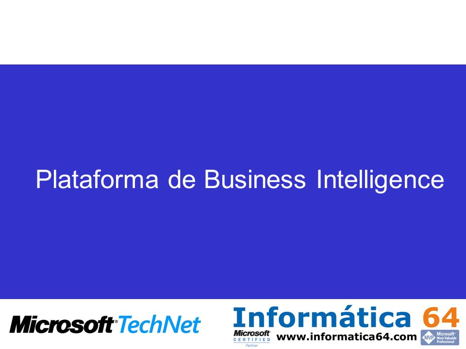 Plataforma de Business Intelligence