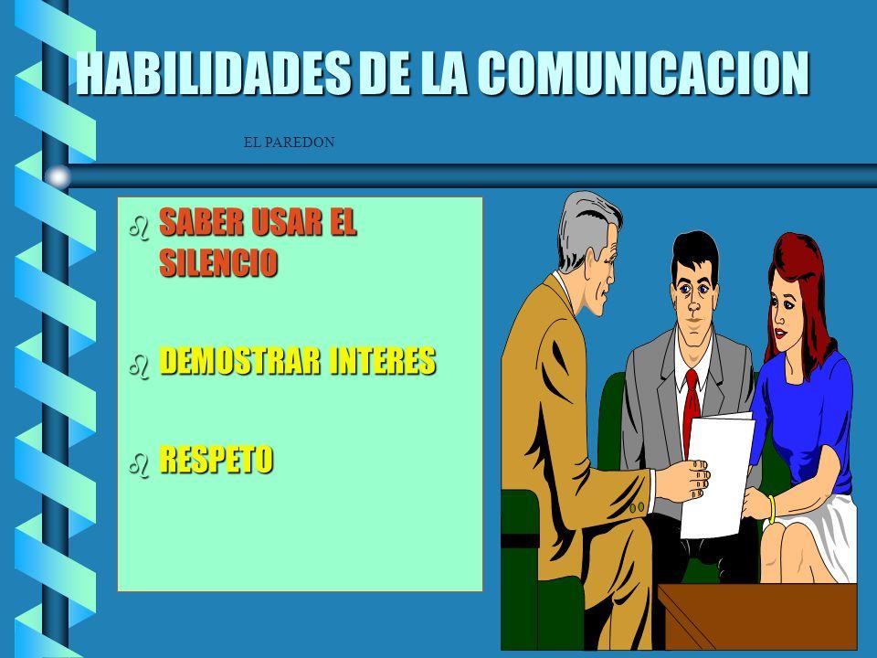 HABILIDADES EN LA COMUNICACION PREGUNTAS ABIERTAS PREGUNTAS CERRADAS PREGUNTAS ALTERNATIVAS DE VERIFICACION