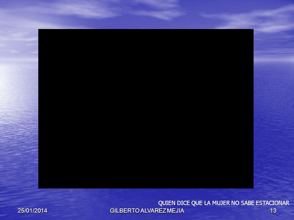 25/01/2014GILBERTO ALVAREZ MEJIA12 LA CALIDAD DE LA DECISION ESTA RELACIONADA CON EL LOGRO DE OBJETIVOS LOGRAR LA ACEPTACION DE LAS PERSONAS PROPICIAR