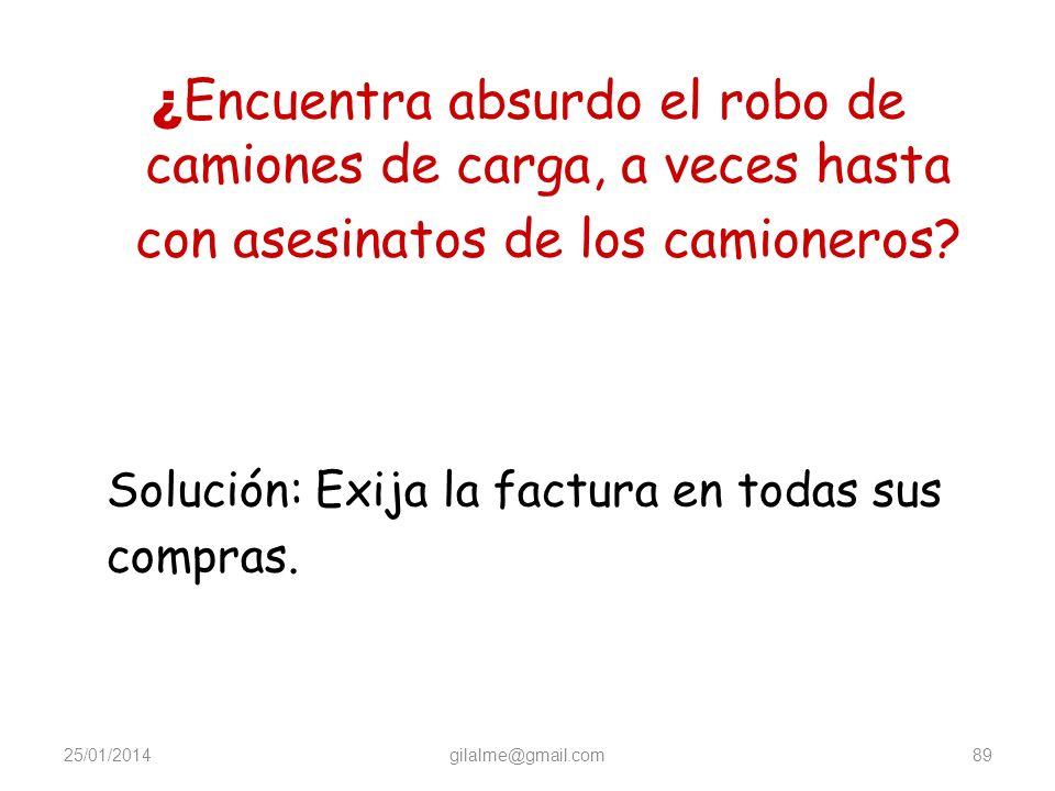 25/01/2014gilalme@gmail.com88 Por que somos pobres en Colombia?