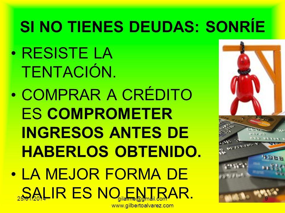 25/01/2014gilalme@gmail.com www.gilbertoalvarez.com 20