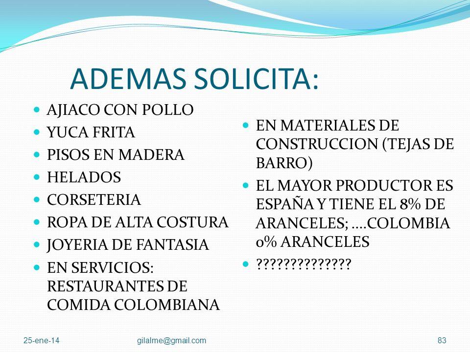 EMPRESARIOS DE HOY Vs GLOBALIDAD (DATOS CAMARA COLOMBO AMERICANA DE MIAMI) TODO COLOMBIA EXPORTA 5.800.000.000 USA COMPRA EN SOLO ORO 6.000.000.000 EN