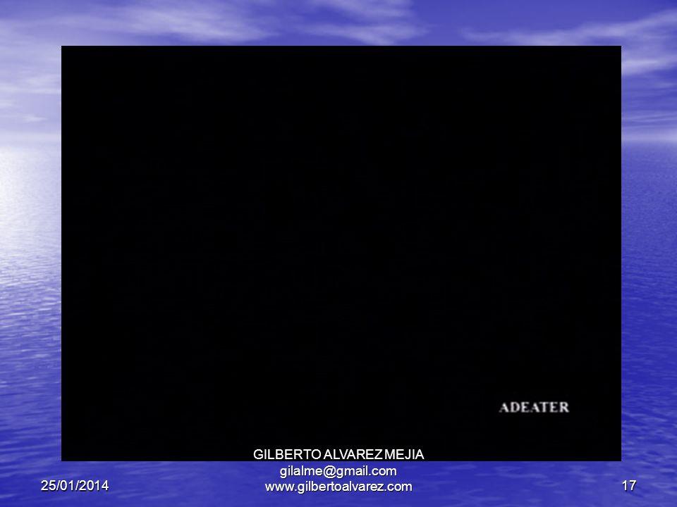 25/01/2014 GILBERTO ALVAREZ MEJIA gilalme@gmail.com www.gilbertoalvarez.com16 DECIDIR EN SOLITARIO O EN GRUPO.