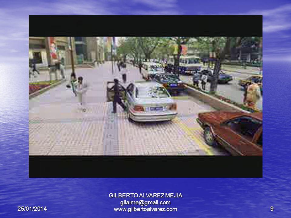 25/01/2014 GILBERTO ALVAREZ MEJIA gilalme@gmail.com www.gilbertoalvarez.com59