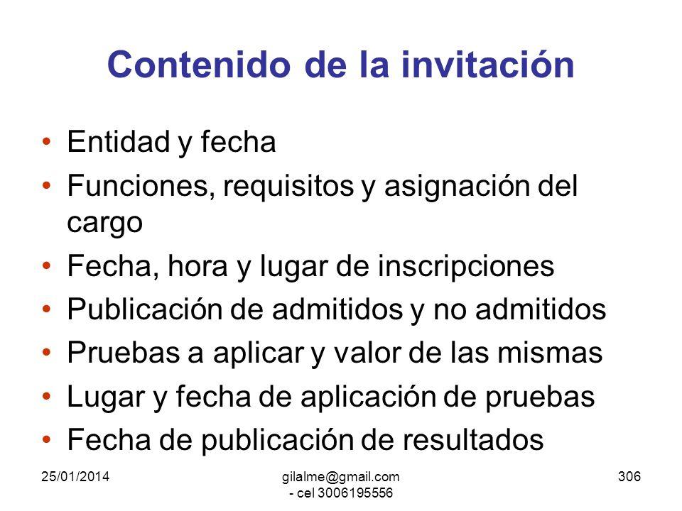 25/01/2014gilalme@gmail.com - cel 3006195556 305 Agentes externos Requisitos Demostrar experiencia Contar con personal idóneo Reserva y discreción Efi