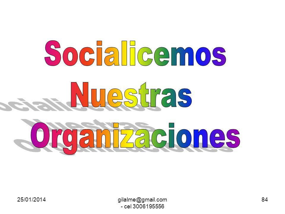 25/01/2014gilalme@gmail.com - cel 3006195556 83 RED HUMANA LECTURAS en POSITIVO *** **