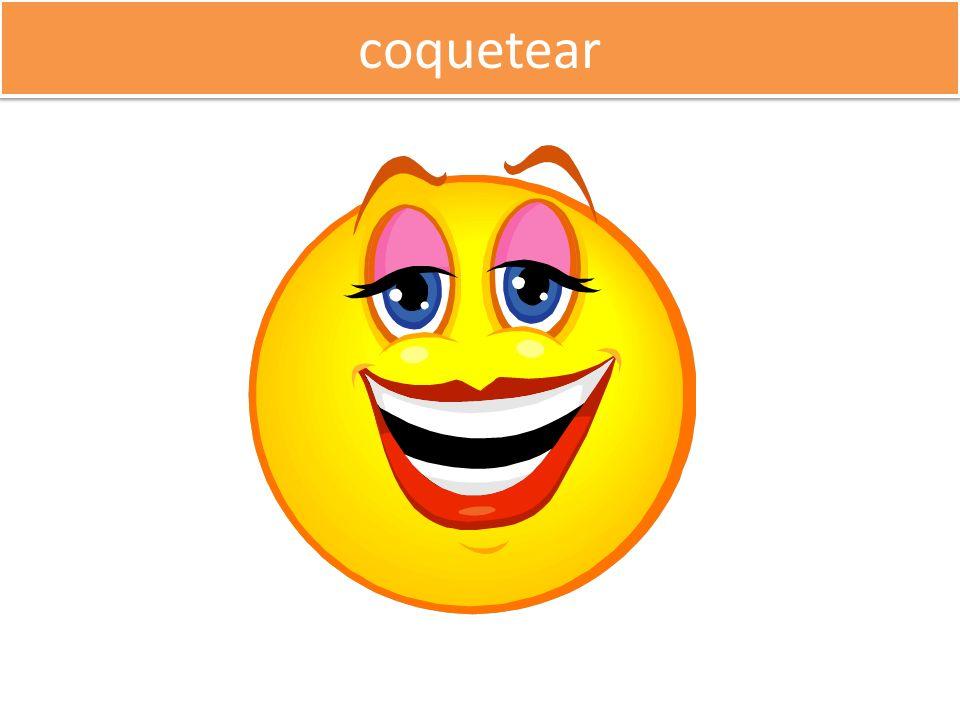 coquetear