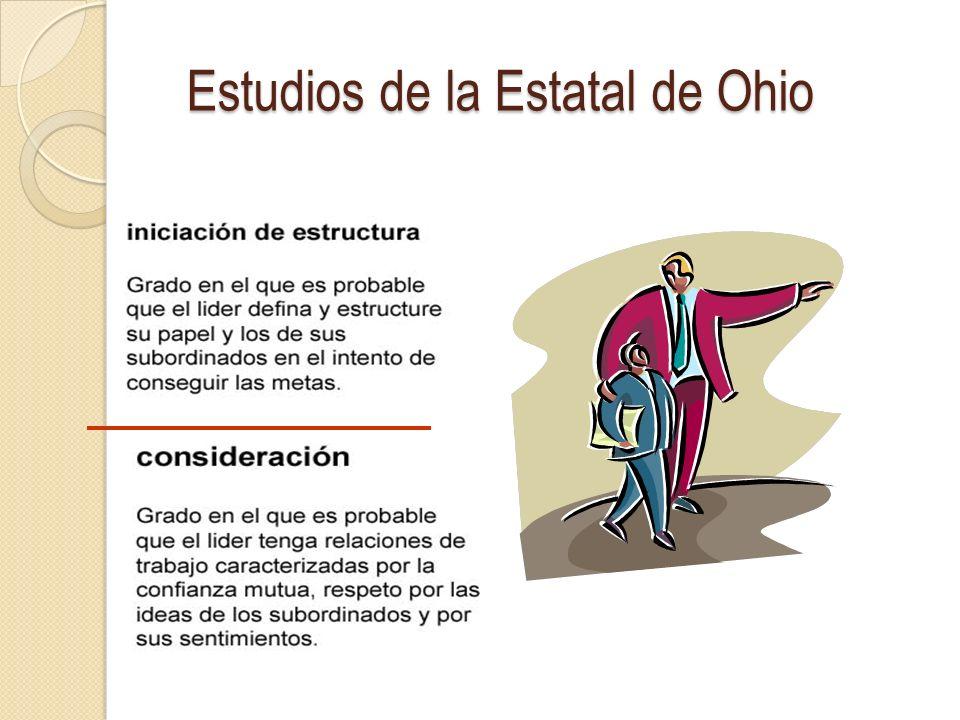 Estudios de la Estatal de Ohio Estudios de la Estatal de Ohio