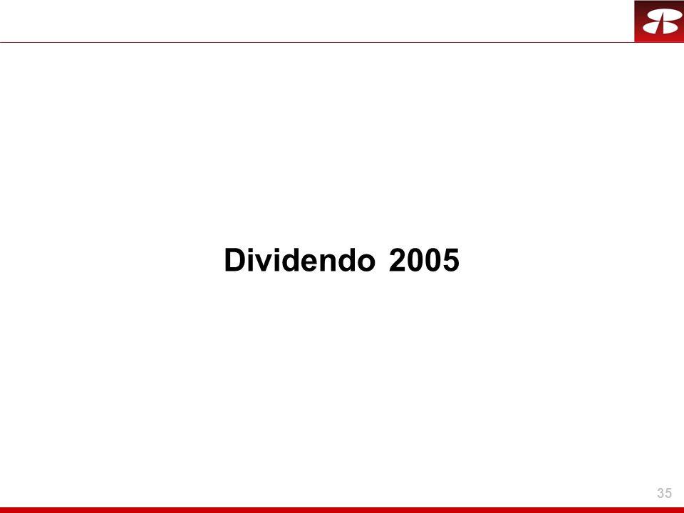 35 Dividendo 2005