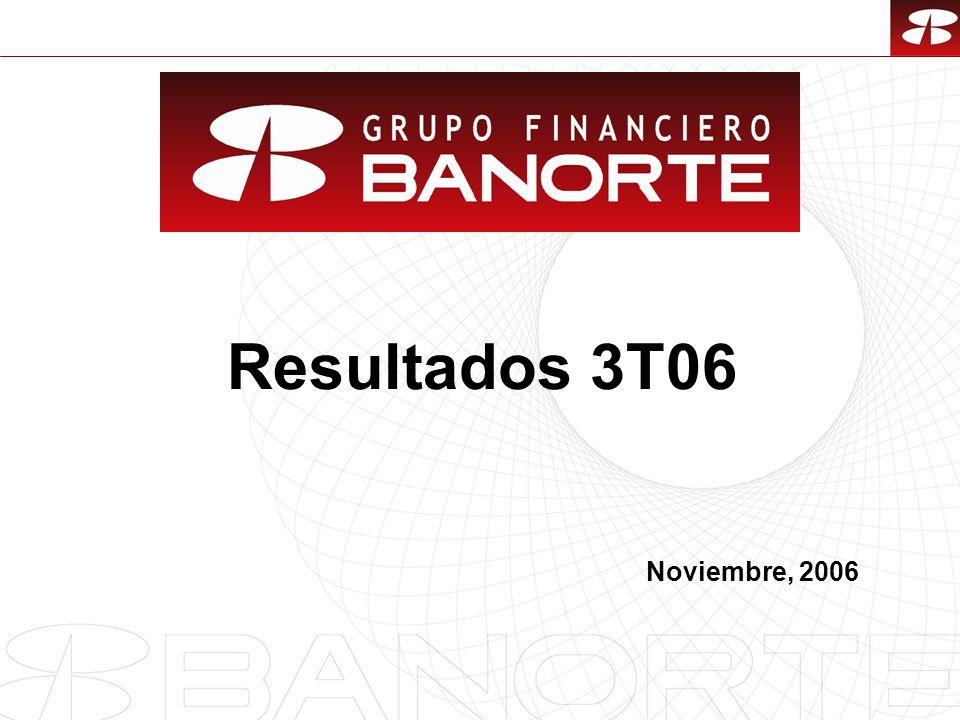 1 Resultados 3T06 Noviembre, 2006