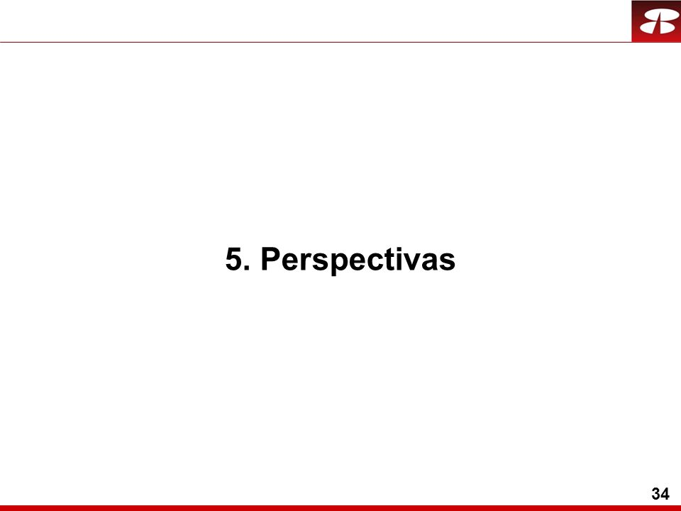 34 5. Perspectivas