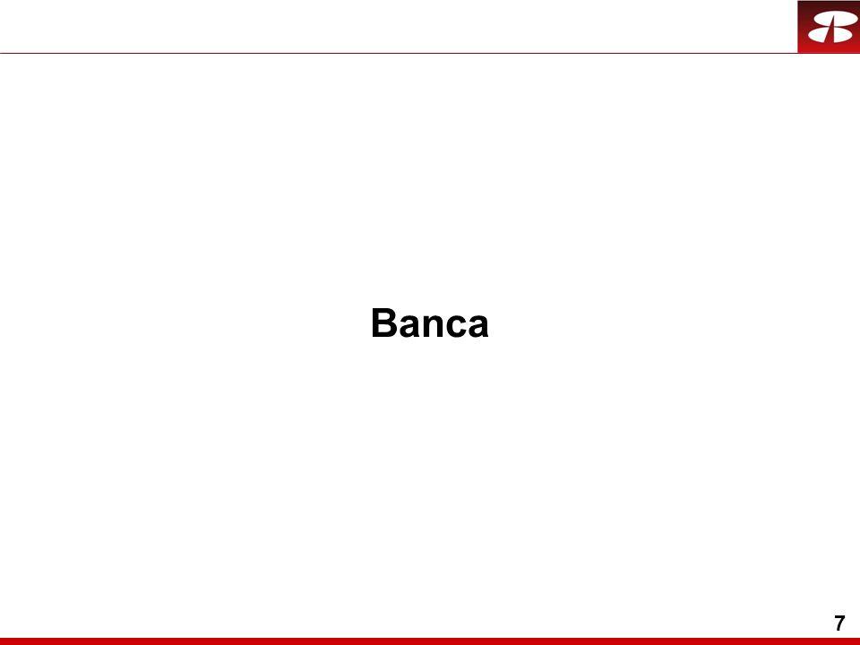 8 Estado de Resultados Banca Millones de pesos 4T034T04VAR %20032004VAR % Margen Financiero 2,1732,73326%8,7509,5219% Servicios63579024%2,2963,01831% Recuperación386113(71%)827558(33%) Cambios8942(53%)415390(6%) Intermediación y Valuación (77)135 277% 468349 (25%) Ingresos No Financieros 1,0331,0805%4,0054,3158% Ingreso Total 3,2063,81319%12,75513,8369% Gastos No Financieros (2,569)(2,275)(11%)(9,872)(9,941)1% Resultado de la Operación 6371,538141%2,8833,89535% Otros productos y gastos, neto (88)(57)(35%)(53)27150% Impuestos (31)(284)816%(103)(552)436% Resultado Neto 56288658%2,0532,38816% Provisiones Crediticias y Fobaproa 6(369)(6,250%)(829)(1,157)40% * INCLUYE $202 DE CARGOS EXTRAORDINARIOS EN EL 3T04 Y 4T04.
