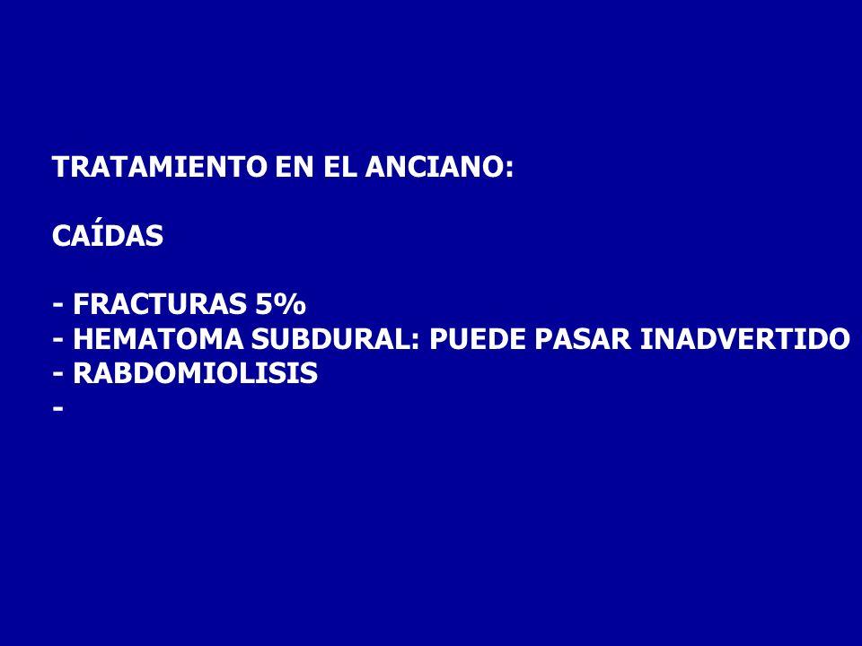 TRATAMIENTO DE LAS ENFERMEDADES EN EL ANCIANO INCONTINENCIA: CAUSAS FARMACOLÓGICAS - BENZODIACEPINAS - ALCOHOL - ALFA BLOQUEANTES - DIURÉTICOS - IECAS