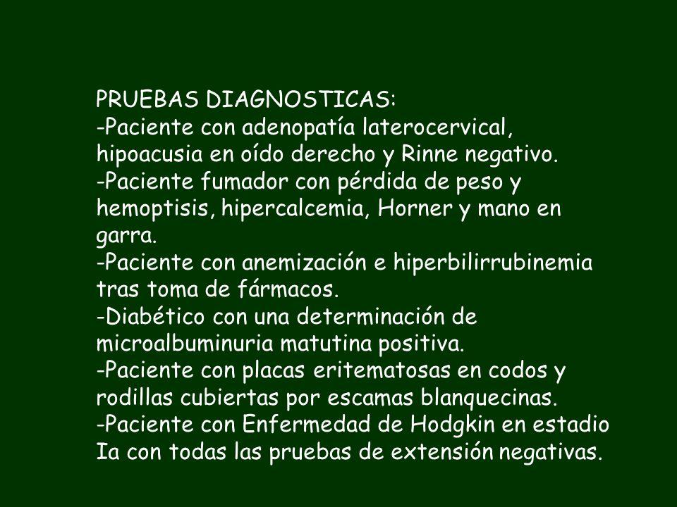 DIAGNOSTICO AP DE NEFRO: - Proliferación mesangial con depósitos inmunofluorescentes y normalidad capilar. -BERGER -Depósitos hialinos PAS positivos p