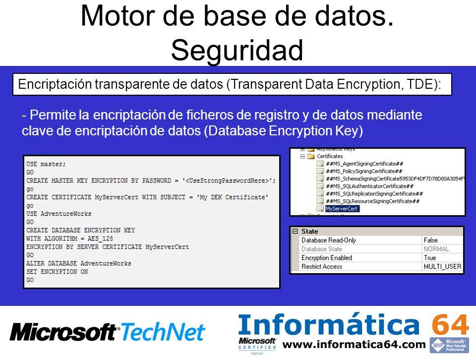 Actualización a Microsoft SQL Server 2008 Actualización a Microsoft SQL Server 2008: - -Se recomienda ejecutar primero el asesor de actualización (Upgrade Advisor) que reportará posibles errores, opciónes depreciadas, incompatibilidades de release, etc..