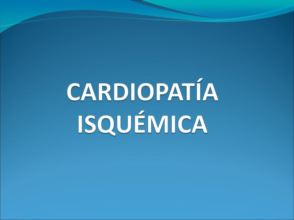 Incluye: Angina estable.SCASEST: - Angina inestable.