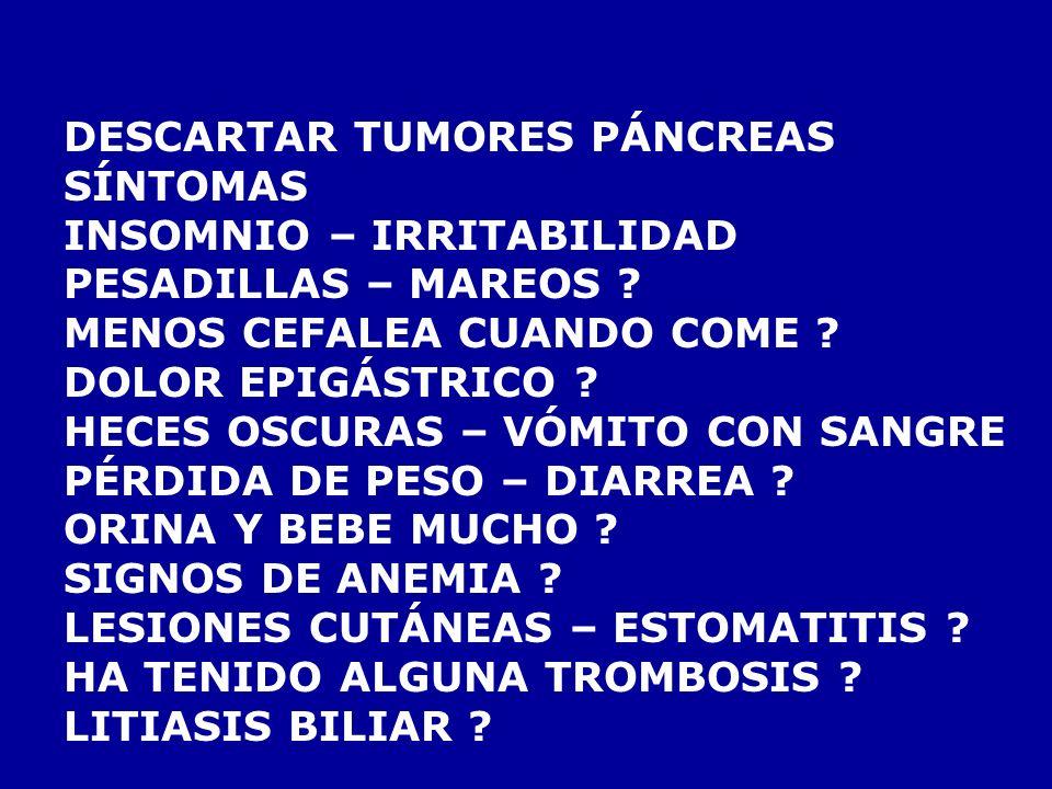DESCARTAR HIPERPARATIROIDISMO CALCIO Y FÓSFORO NIVELES DE PTH pH SÉRICO NIVELES DE 1.25 D3 FOSFATASA ALCALINA, OSTEOCALCINA TELOPÉPTIDOS GAMMAGRAFÍA T