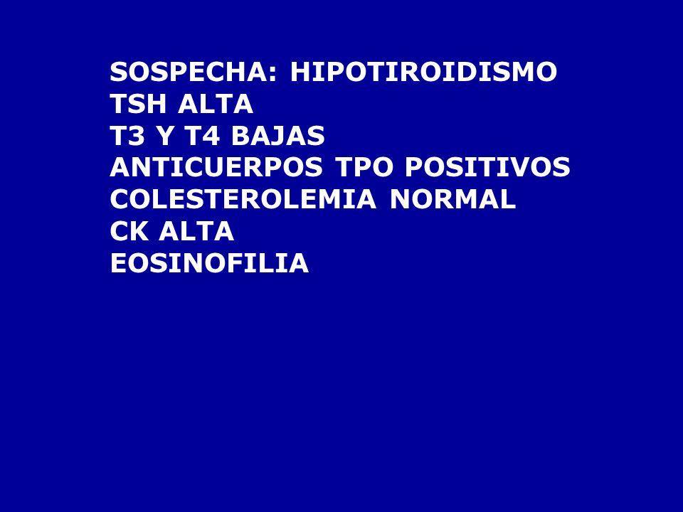 OTRAS CAUSAS DE HIPONATREMIA POR SIADH FUMA? TOS O HEMOPTISIS ? GOLPE CABEZA ? HEMORRAGIA CEREBRAL ? CRISIS DOLOROSAS TRAS FÁRMACOS? CIRUGÍA RECIENTE