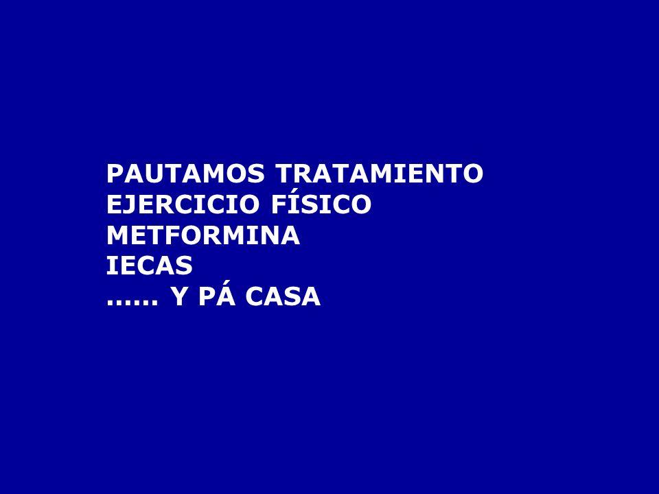 PEDIMOS HEMOGLOBINA GLUCOSILADA RESERVA PANCREÁTICA EXAMEN CARDIOVASCULAR FONDO DE OJO