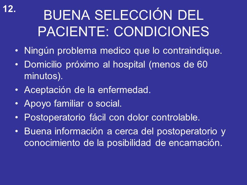 Tras nuestra reunión con dirección, debemos convencer a nuestro jefe de la oportunidad de una unidad de Hospital de Día en nuestra sala.