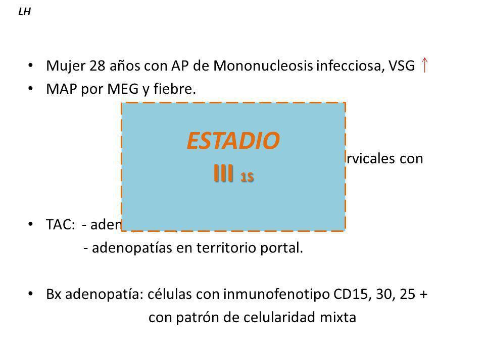 Masa eritrocitaria > 25% valores de referencia: TRATAMIENTO: Hidroxiurea, flebotomías PV DESCARTAR QUE SEA SECUNDARIA EPO