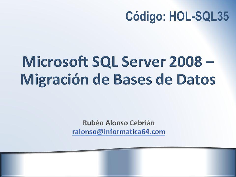 Código: HOL-SQL35
