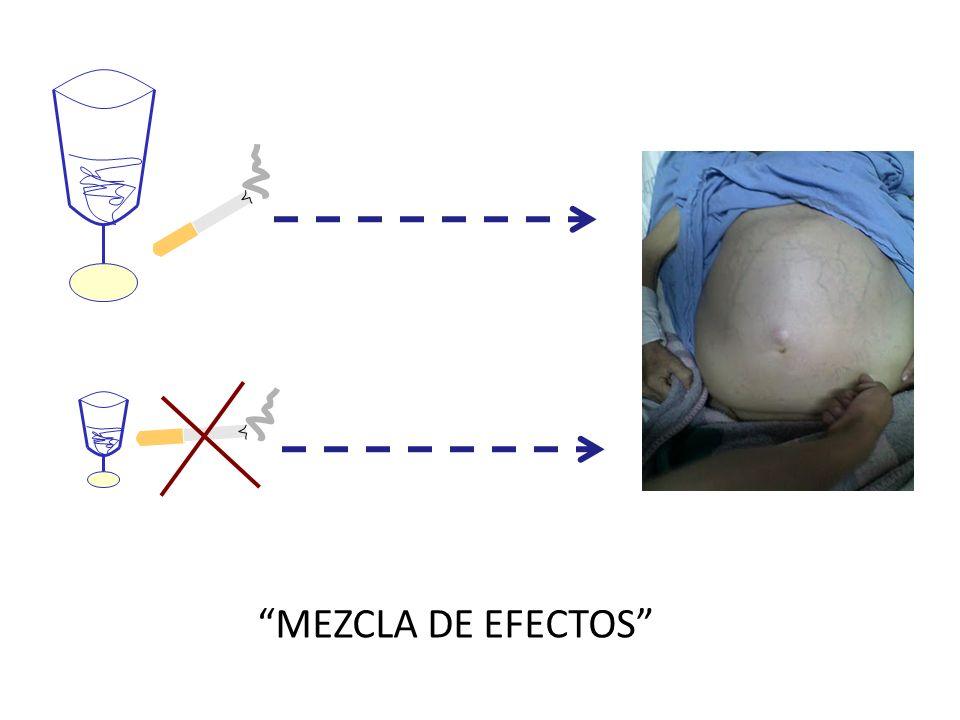 MEZCLA DE EFECTOS