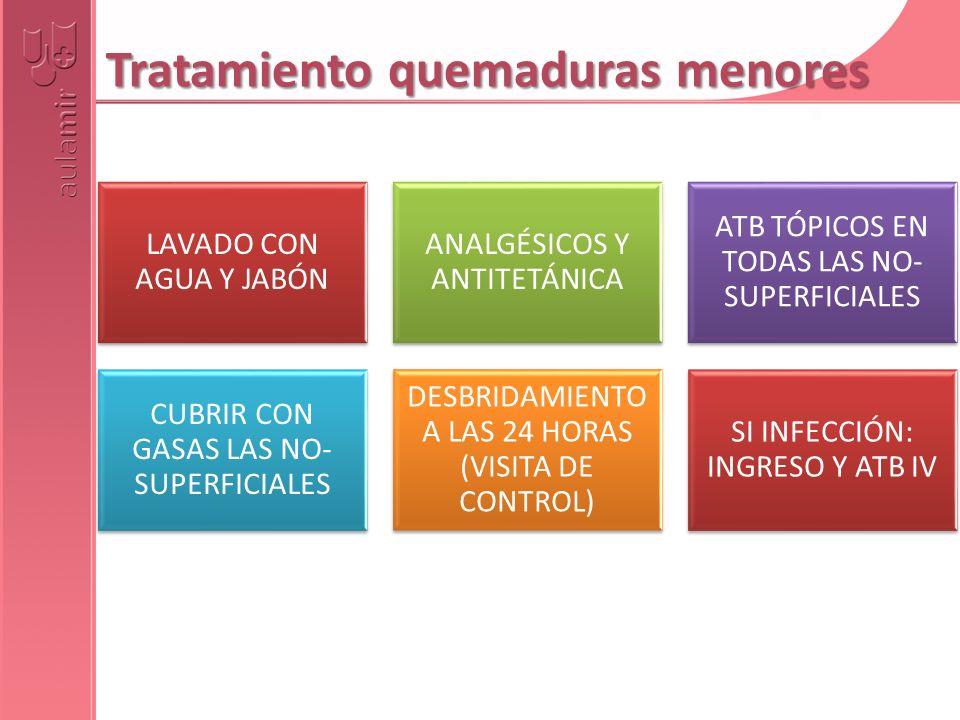 ESCAROTOMÍAS CUELLO Y TÓRAX CON RETRACCIÓNCIRCUNFERENCIALES PROFUNDAS EXTREMIDADES (SI ISQUEMIA)