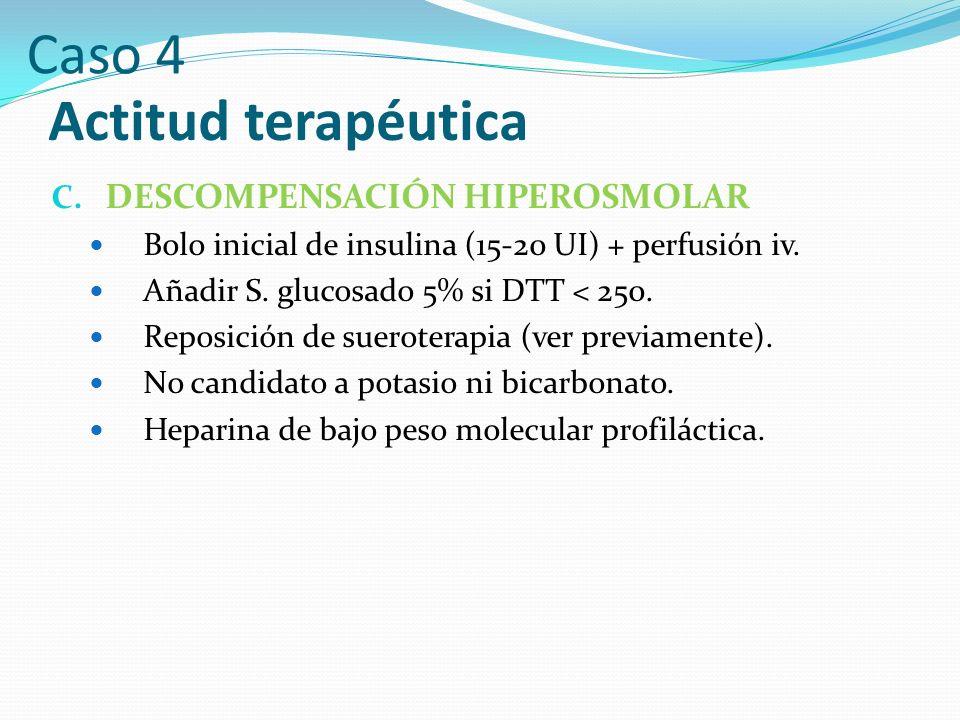 Actitud terapéutica C.