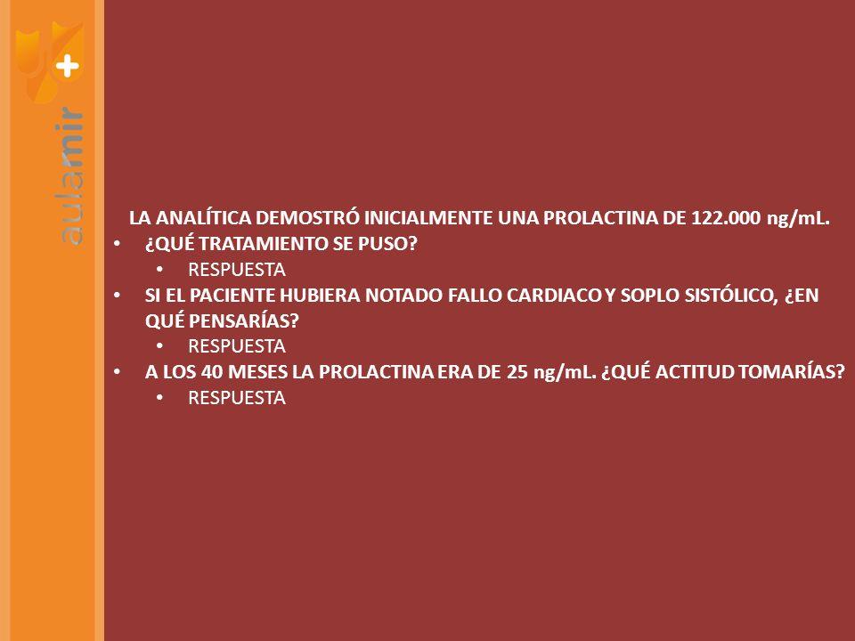 PACIENTE DE 52 AÑOS CON PÉRDIDA DE PESO, TEMBLOR, PALPITACIONES, DIARREA, PROPTOSIS Y SENSACIÓN DE CALOR.