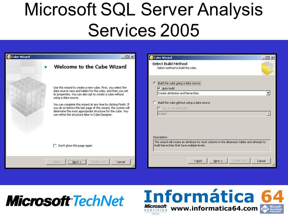 Microsoft SQL Server Analysis Services 2005