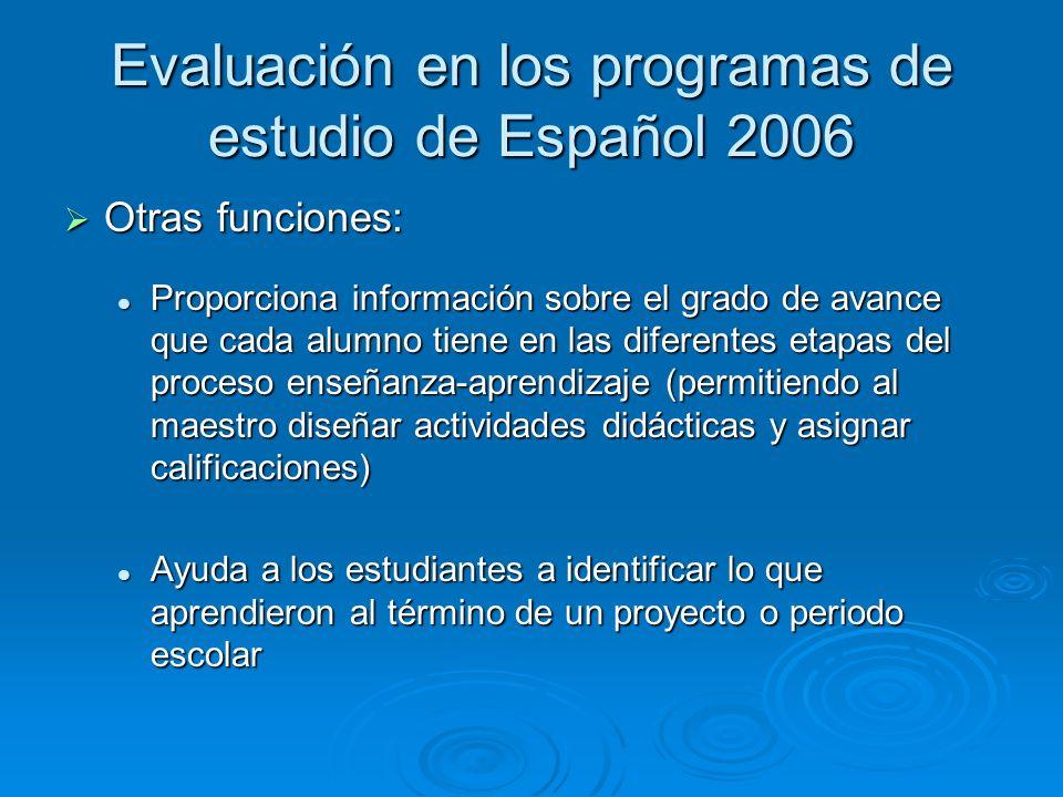 Obtener información sobre lo que los alumnos aprenden en el proceso educativo