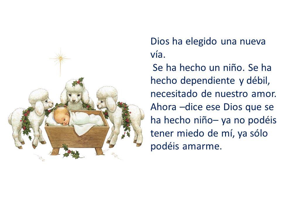Señor Jesucristo, tú que has nacido en Belén, ven con nosotros.