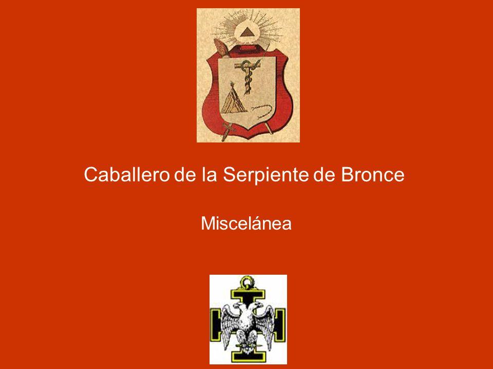 Caballero de la Serpiente de Bronce Miscelánea