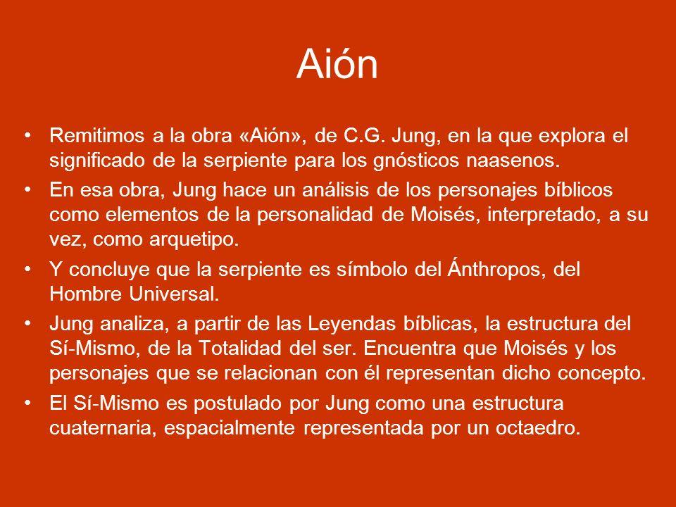 Aión Remitimos a la obra «Aión», de C.G.