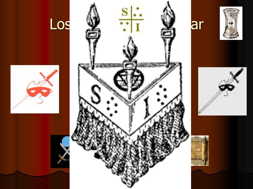 Los símbolos en el Altar S.·.I.·.