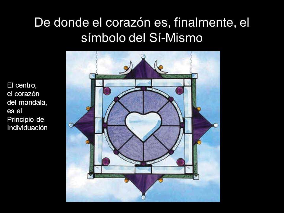 Mandala con el Corazón en el centro, rodeado por Doce corazones menores El Manuscrito Francken (siglo XVIII), refiriéndose a este grado, dice antes teníamos el corazón, ahora tenemos la Cruz.
