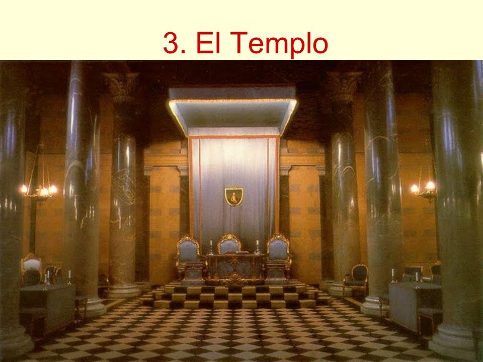 3. El Templo