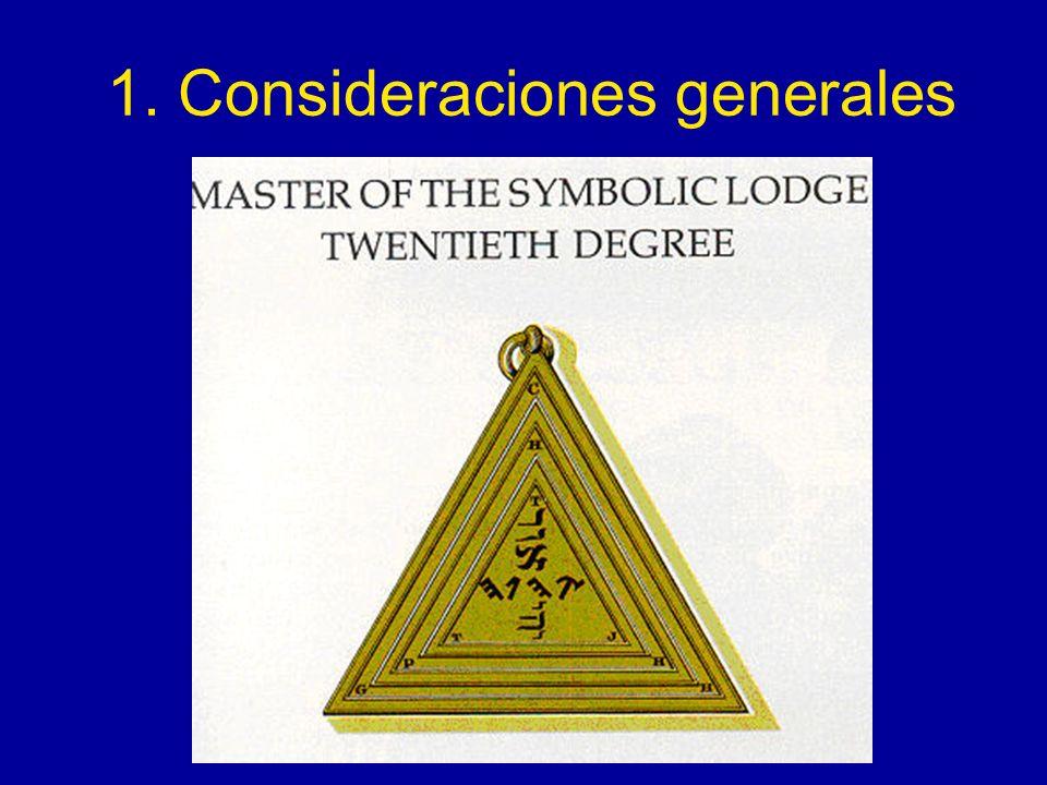 Azul y amarillo Algunos Rituales indican que el amarillo (o el dorado) es un símbolo de jerarquía, por lo que corresponde adecuadamente a un Maestro.