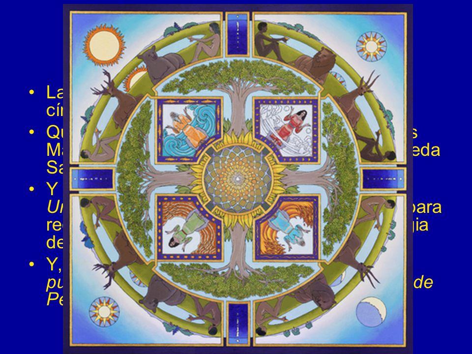 El círculo Las tres columnas estarán rodeadas por un círculo de bronce. Que representa el círculo secreto de Grandes Maestros que Salomón convocaba en
