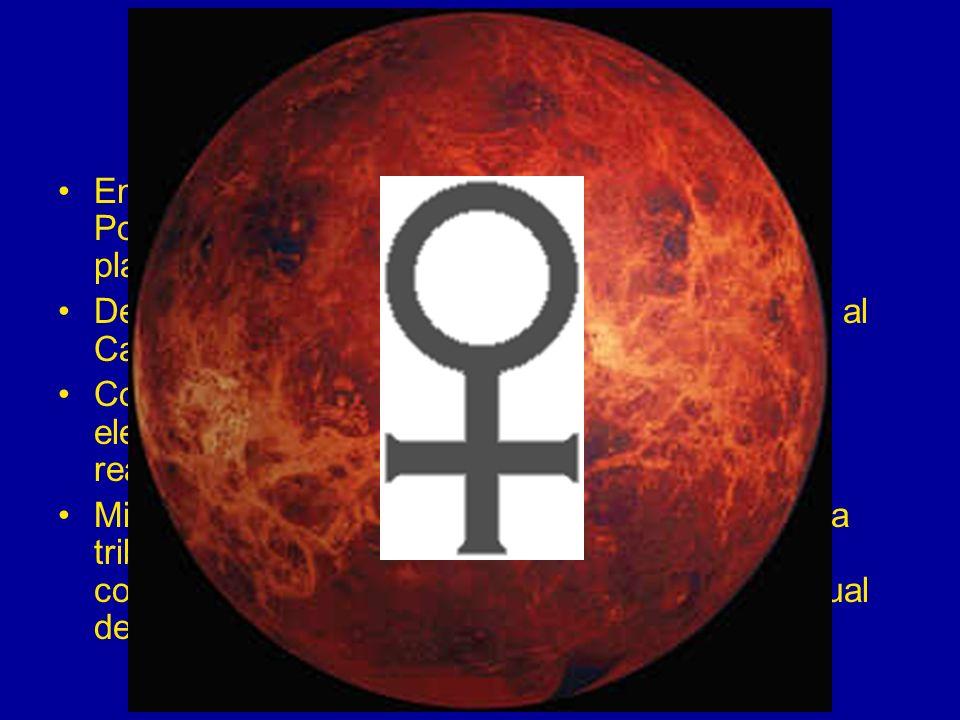 Venus En el Cónclave dado en el grado de Gran Pontífice, se hace corresponder el 20° con el planeta Venus. De hecho, durante el Ritual, el Maestro le